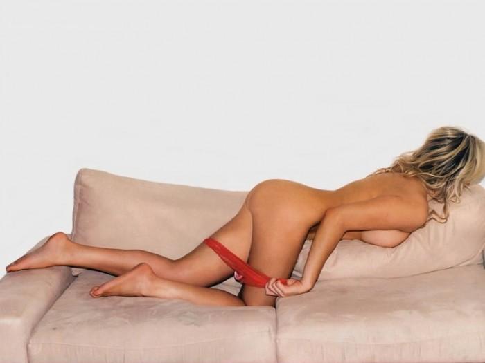 Abi Titmuss Nude Homemade Photo