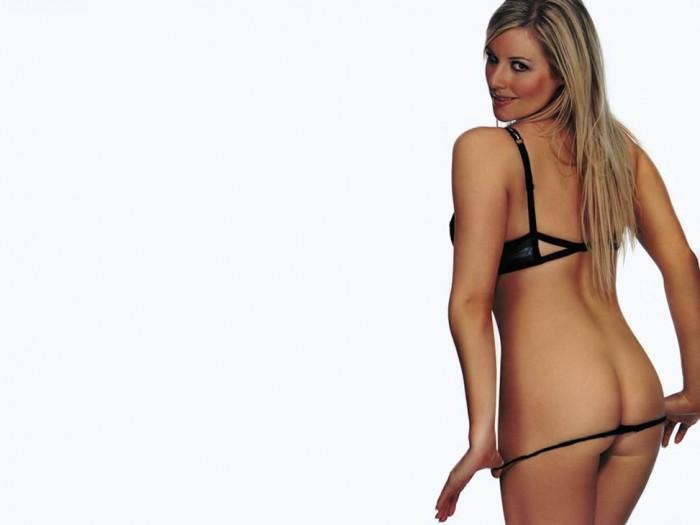 Abi Titmuss Nude sexy booty