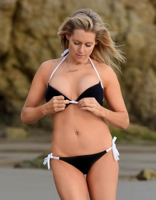 Abi Titmuss in Bikini Hot