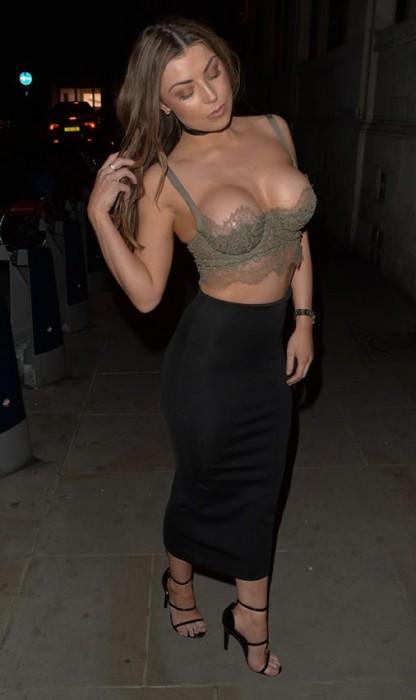 Abigail Clarke Hot Tits