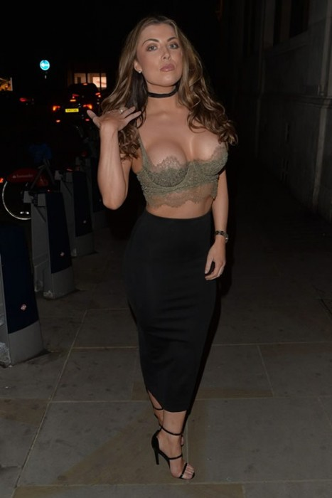 Abigail Clarke Hot and Sexy
