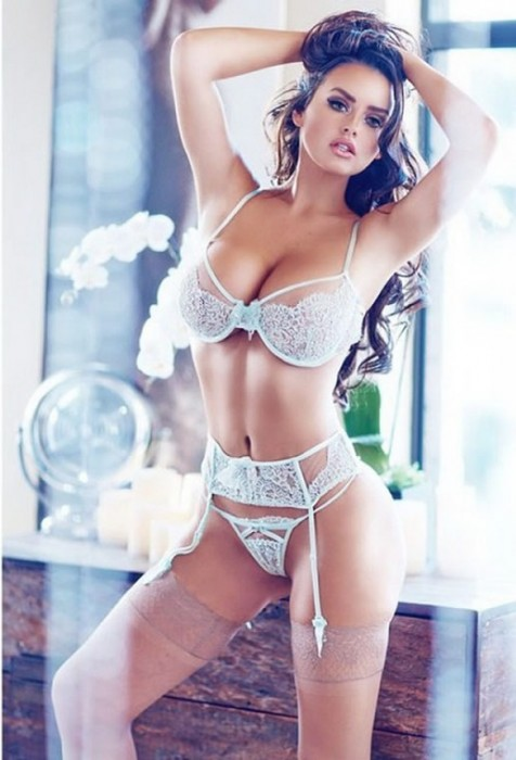 Abigail Ratchford Hot and sexy lingerie