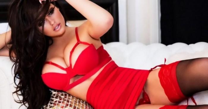 Abigail Ratchford Hot pussy