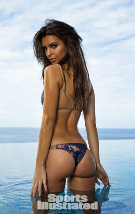 Emily Ratajkowski Sports Illustrated