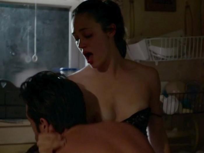 Hot Emmy Rossum Naked in Shamelles