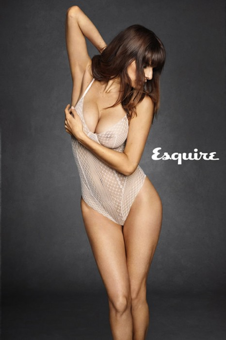 Hot Lake Bell for Esquire Nipples