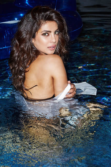 Hot Priyanka Chopra - Esquire