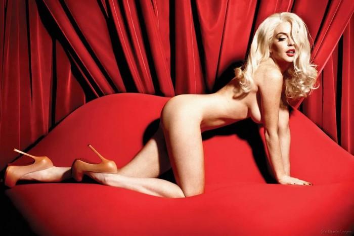 Lindsay Lohan Hot Photos