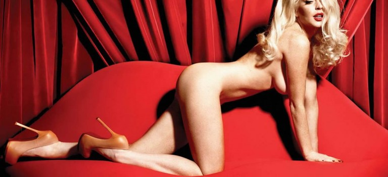 Lindsay Lohan Naked Pictures (22 pics)