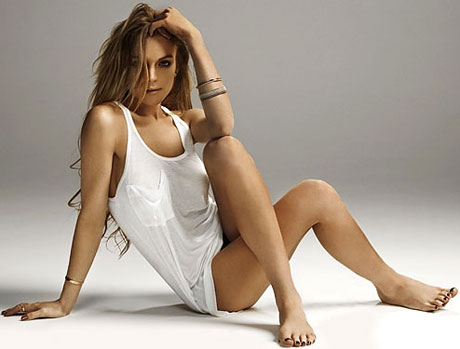 Lindsay Lohan hot and sexy