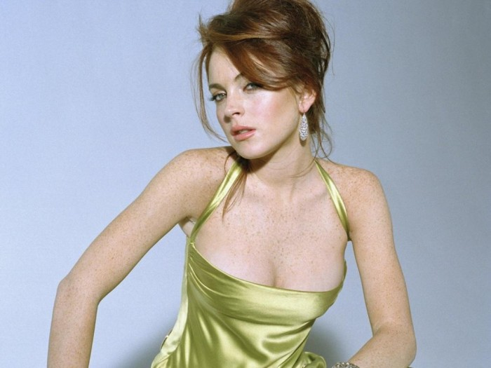 Lindsay Lohan sexy pictures