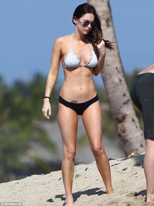 Megan Fox in bikini