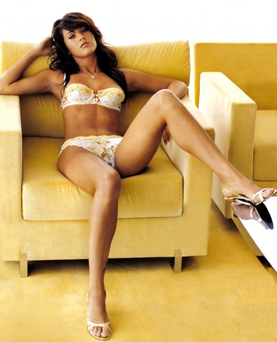 Megan Fox showing sexy body