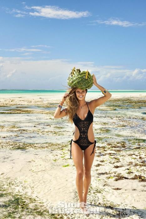 Nina Agdal Hot Bikini