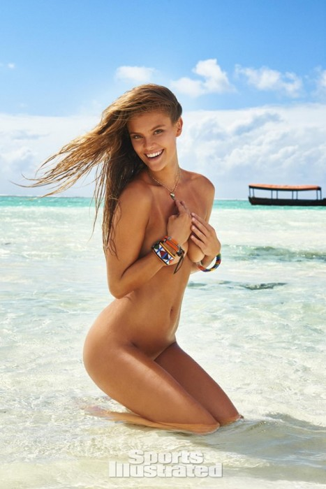 Nina Agdal Naked Photo