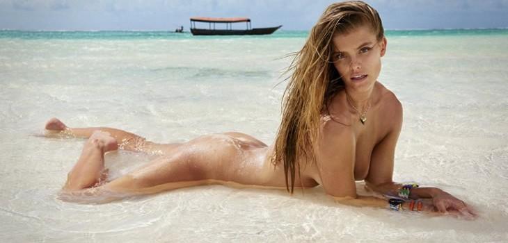 Nina Agdal Nude, Topless and Bikini Pics