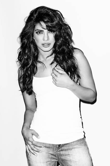 Sexy Priyanka Chopra - Esquire