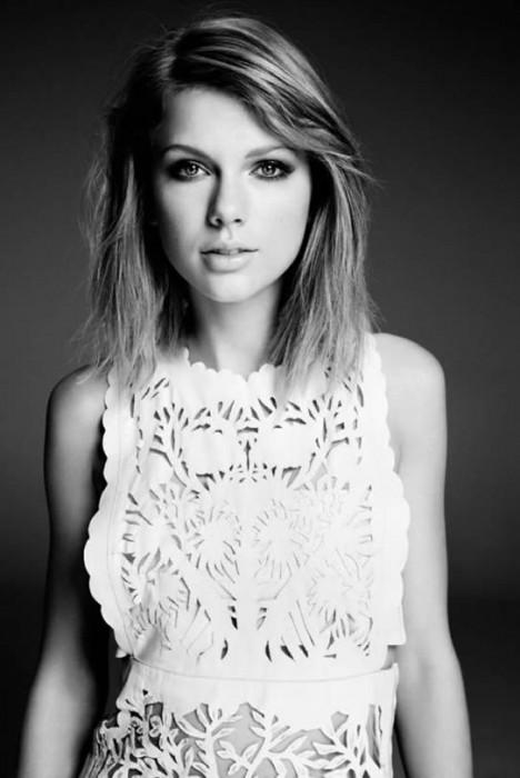 Taylor Swift Glamour Magazine Shoot