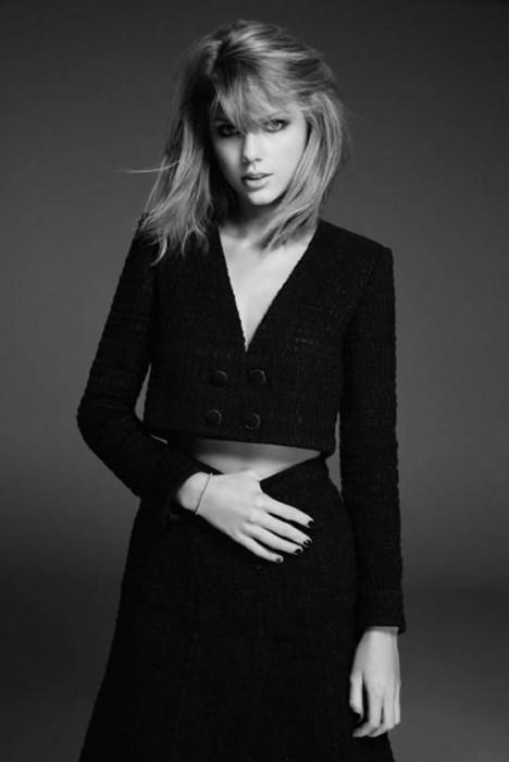 Taylor Swift Glamour Magazine Shoot Photoset