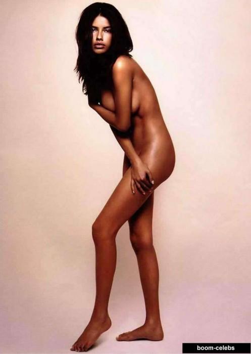 Adriana Lima full nude