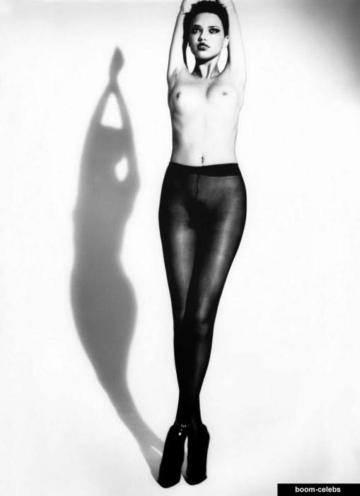 Adriana Lima topless sexy