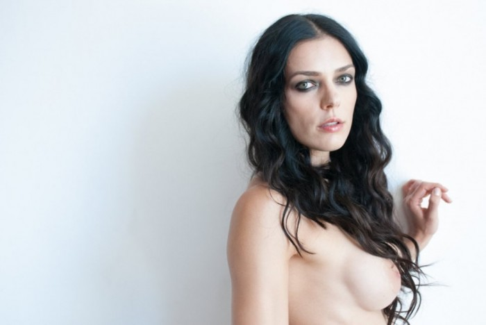 Adrianne Curry Naked Photoshoot