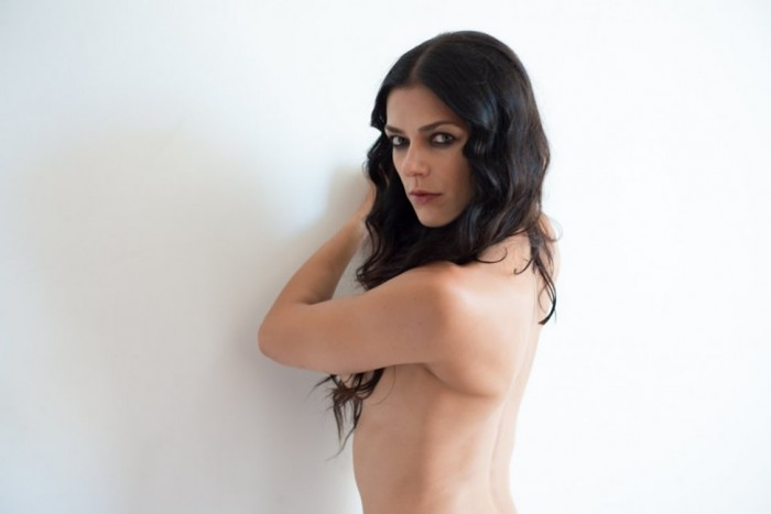Adrianne Curry ToplessPhotoshoot