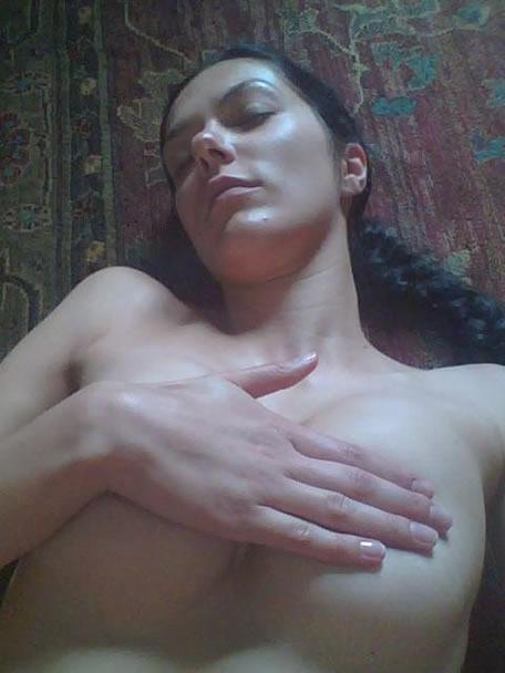 Adrianne Curry boobs