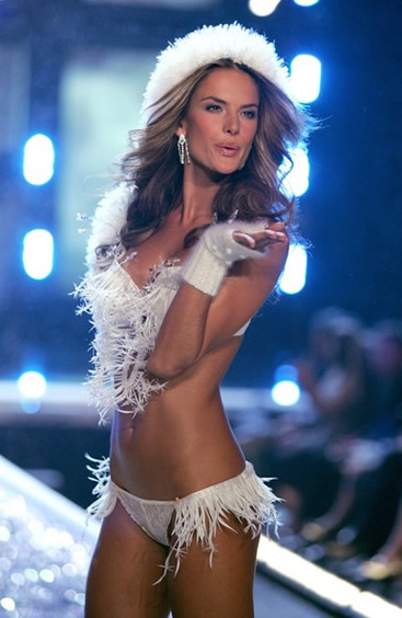 Alessandra Ambrosio Hot Body Victoria Secret