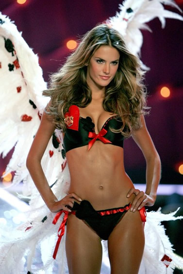 Alessandra Ambrosio Victoria Secret Angel