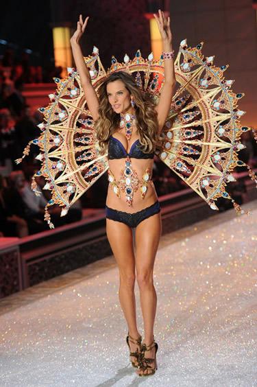Alessandra Ambrosio Victoria Secret Best Model