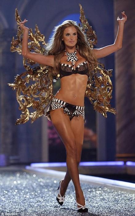 Alessandra Ambrosio Victoria Secret model