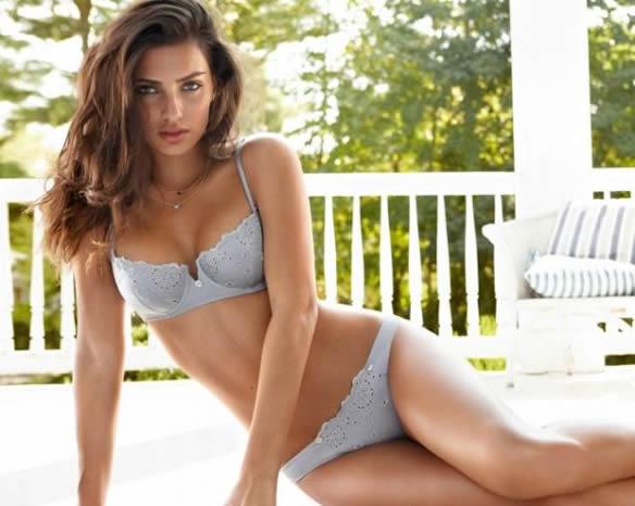 Alyssa Miller sexy Lingerie