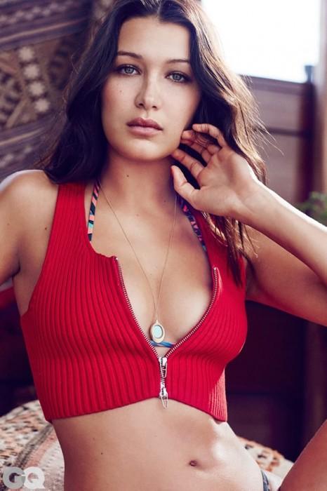 Bella Hadid Hot Photos GQ