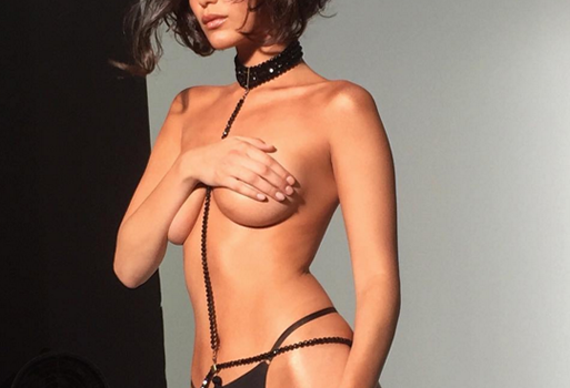 Bella Hadid Hot and Sexy