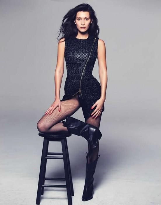 Bella Hadid Sexy Hot Legs
