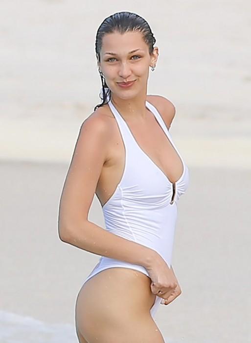 Bella Hadid in bikini