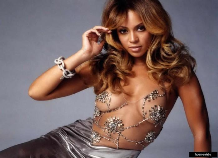 Beyonce topless photos