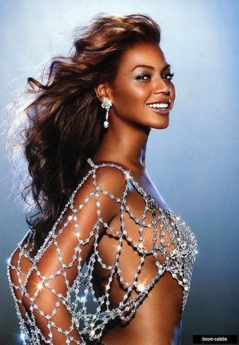 Beyonce topless pics
