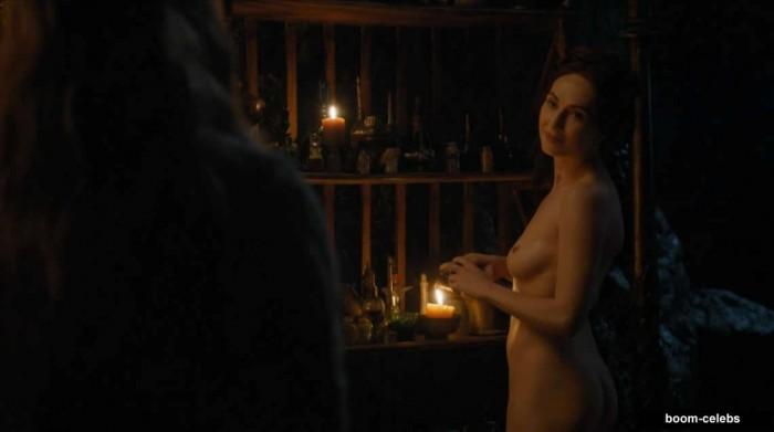 Carice van Houten full naked
