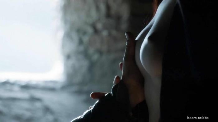Carice van Houten game of thrones naked