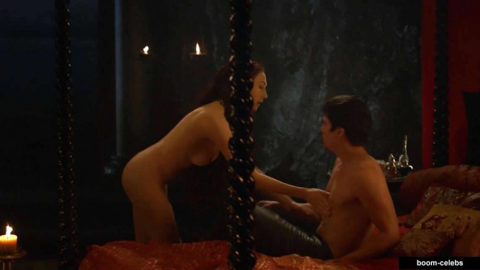 Carice van Houten game of thrones nude