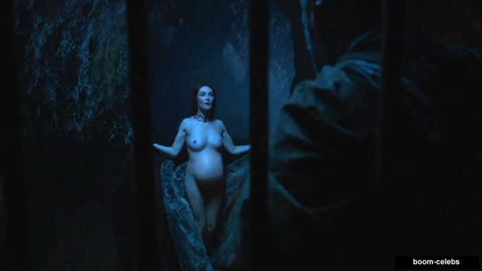 Carice van Houten naked game of thrones