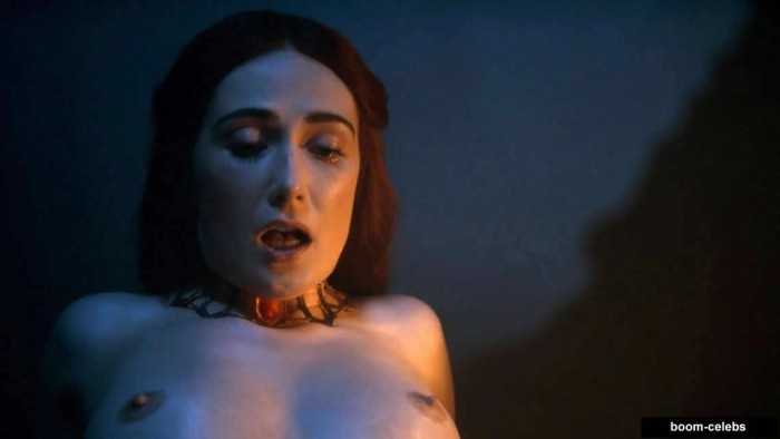 Carice van Houten nude game of thrones