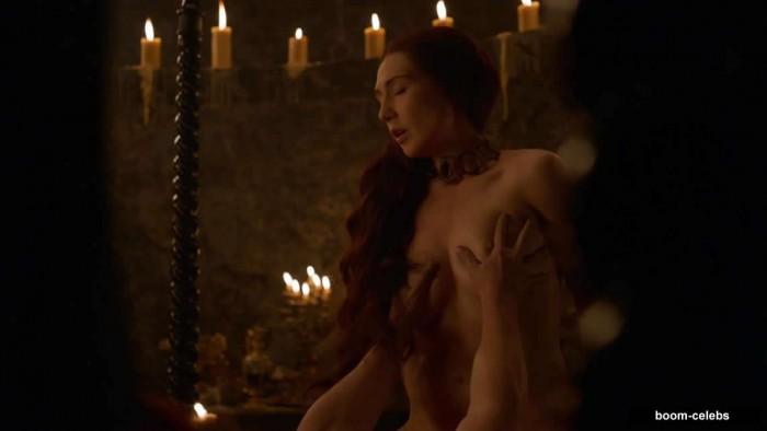 Carice van Houten nude sex scene