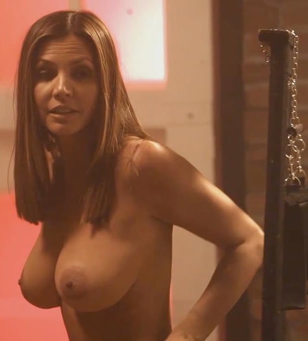 Charisma Carpenter Naked Bound