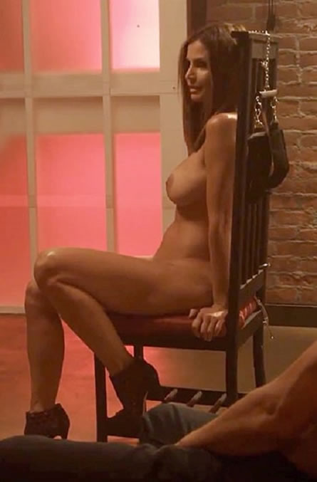 Charisma Carpenter Naked Sex Scene