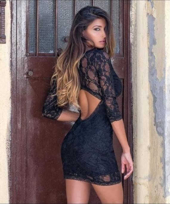 Cristina Buccino sexy body