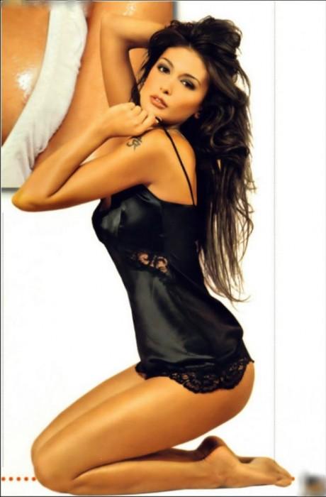 Cristina Buccino sexy model