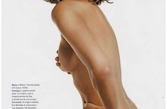 Hot Eva Mendes Photoshoot (12 Photos)